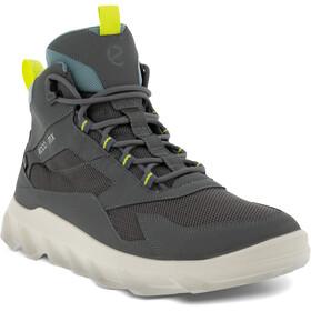 ECCO MX Mid Shoes GTX TEX Men, petrol/zwart